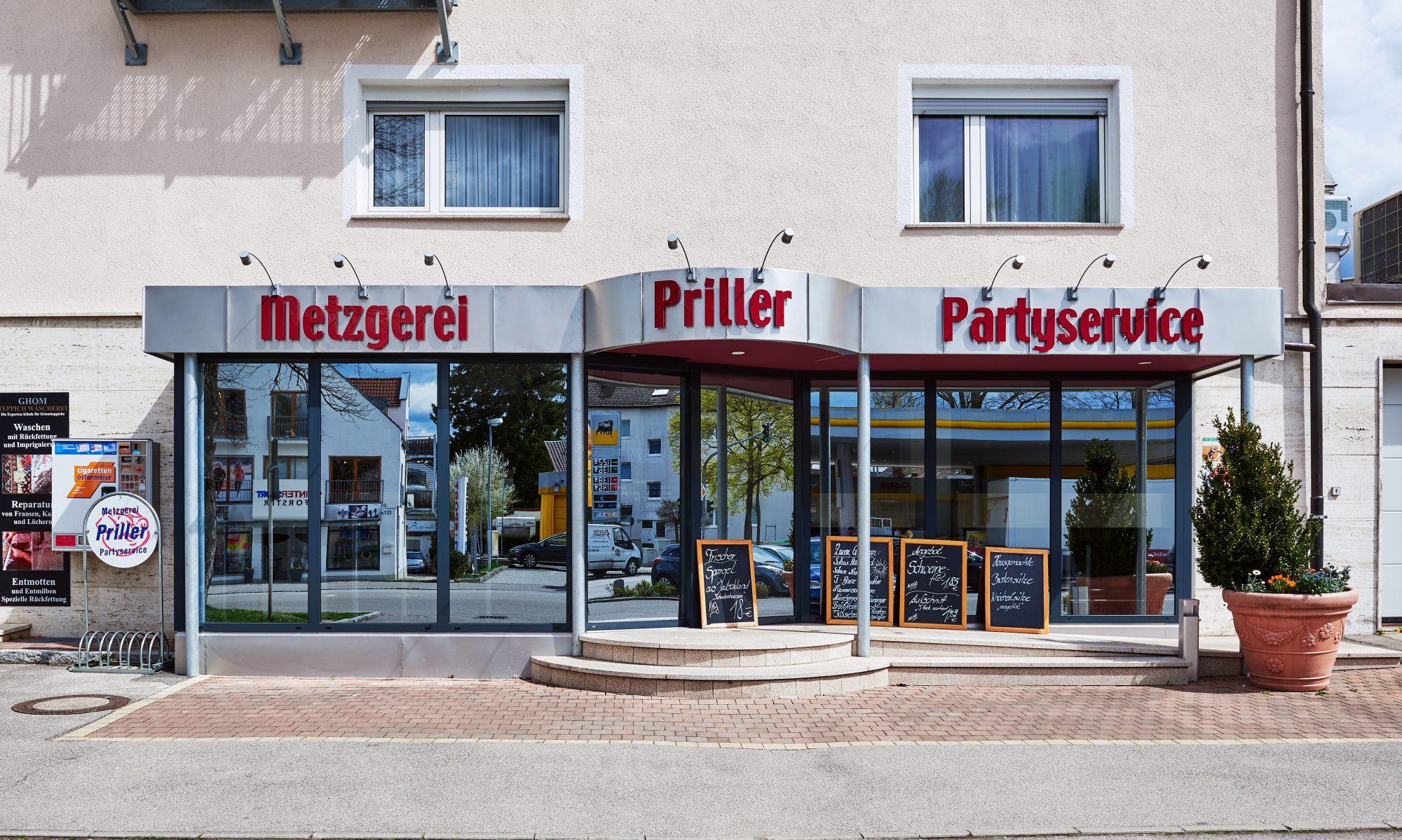 Metzgerei Priller in Unterhaching